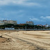 Arcachon shores in pano