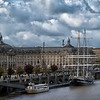 toward Place de la Bourse from Pont de Pierre