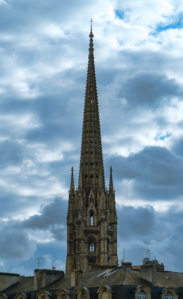 tower of Basilica of St. Michael