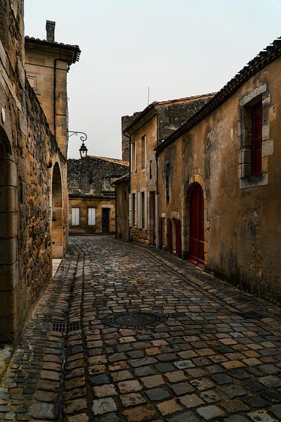 paths of St. Emilion