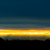 sunrise in St. Emilion