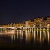 Quais de Saone by night