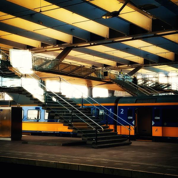 Rotterdam station