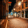 sidestreets of The Hague