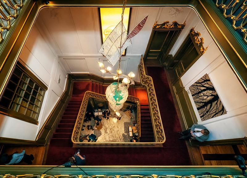 Escher house museum