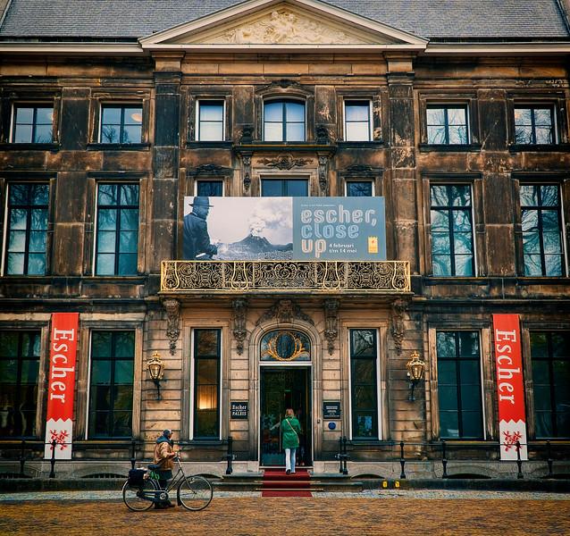 Escher Museum (in het Paleis)