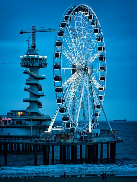 De Pier, Scheveningen