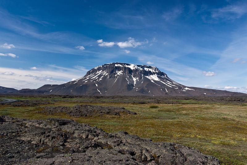 Herthubreith, Iceland