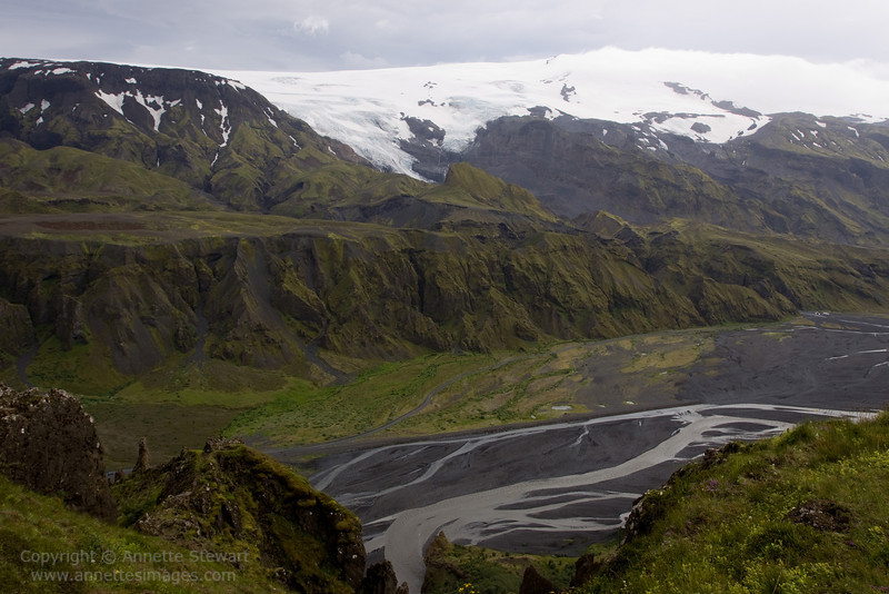 Eyjafjallajokull, Thorsmork, Iceland