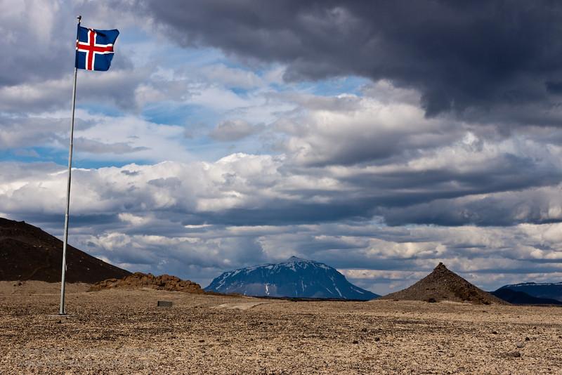 Dreki, Askja, Iceland