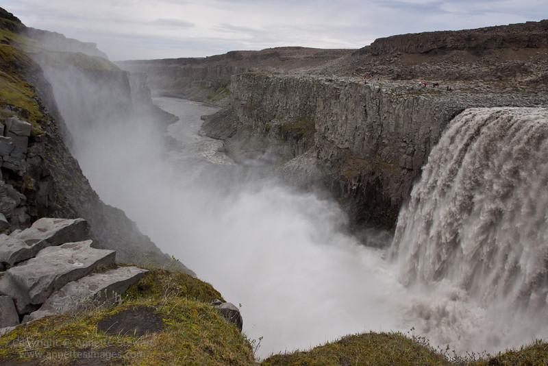 Dettifoss, Jokulsargljufur National Park, Iceland