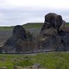 Hljothaklettar, Jokulsargljufur National Park, Iceland