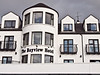 We stayed at the Bayview Hotel, which sits proudly in one of Ireland's most stunning settings, overlooking the ever changing Atlantic Ocean in the picturesque harbour village of Portballintrae, one mile from Bushmills on the famous North Antrim Coast Road. Photo © Sean Murphy 2010