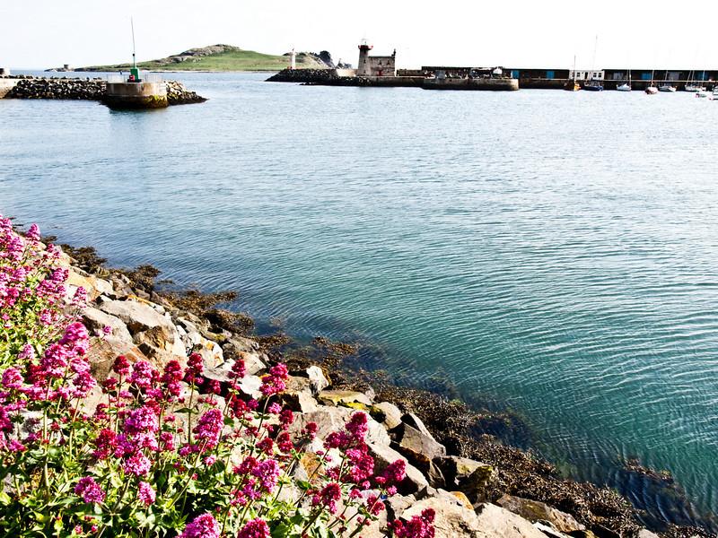 Dublin Bay, Howth, Ireland<br /> Eye of Ireland in background<br /> Saturday, June 5, 2010<br /> Photo © Sean Murphy 2010
