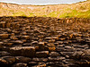 Columnar basalt, Giant's Causeway, <br /> near Coleraine, Northern Ireland. <br /> Photos © Sean Murphy 2010.