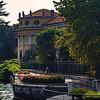 """Beautiful villas on the """"Passeggiata Lino Gelpi"""""""