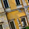 Villa Olmo, detail