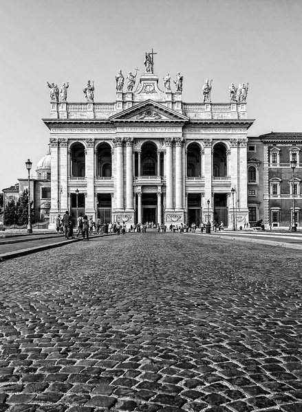 Archbasilica of St. John Lateran (San Giovanni in Laterano)