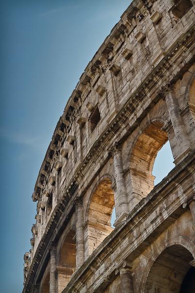 Colosseum (il Colosseo)
