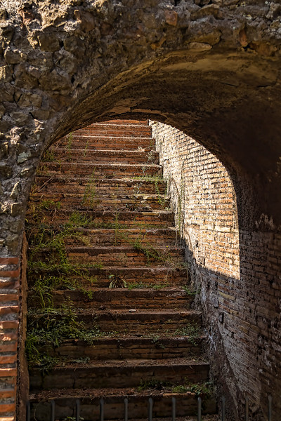Toward Roman Forum