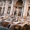 La Fontana di Trevi (Trevi Fountain)