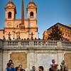 Spanish Steps (Piazza di Spagna)