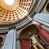 "Vatican Museums, the ""Round Room"""