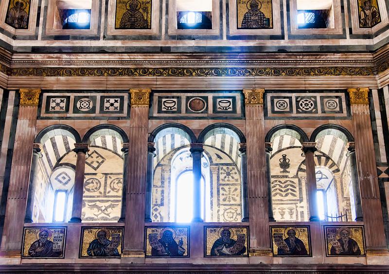 Baptistery of St. John, Florence, interior