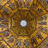Baptistery of St. John, Florence, mosaic octagonal ceiling