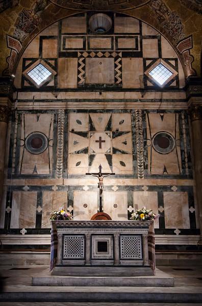 Baptistery of St. John, Florence, main altar