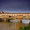 Ponte Vecchio in favorable light