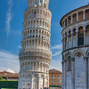 Leaning Tower from the far side