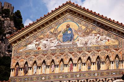 Fresco, Cattedrale di Sant Andrea, Amalfi