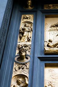 The Gates of Paradise, Battistero di San Giovanni, Firenze