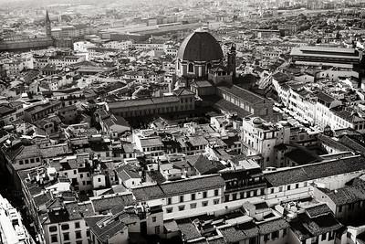 Basilica di San Lorenzo from Duomo, Firenze
