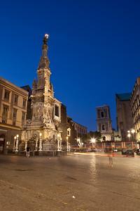 New Christ, Napoli