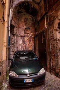 Zilda's Angel, Napoli