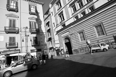 Mary's Shadow, Piazza del Guso Nuovo