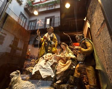 Nativity Scene, Napoli
