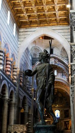 Sculpture, Duomo di Santa Maria Assunta, Pisa