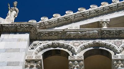 Facade, Duomo di Santa Maria Assunta, Pisa