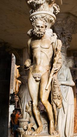 Altar Detail, Duomo di Santa Maria Assunta, Pisa