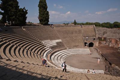 Stadium Arcadium, Pompeii
