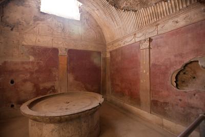 Roman Bathhouse, Pompeii