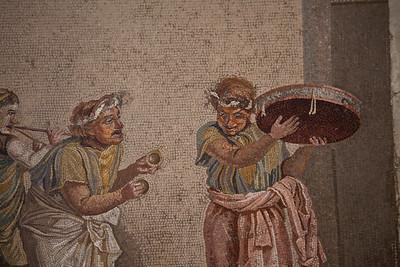 The Musicians, Pompeii