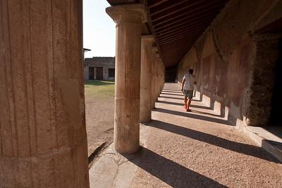 Arcade, Pompeii