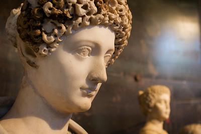 Marble Sculpture, Colloseum