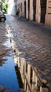 Reflections, Trastevere, Rome