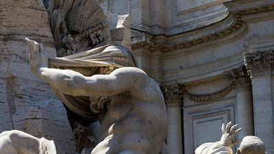 Blind, The Nile, Piazza Navona, Rome