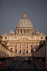 Dawn, via della Conciliazione, Roma